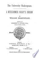 A Midsummer-night's Dream