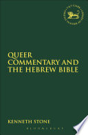 Queer Commentary and the Hebrew Bible Book