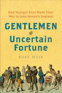 Gentlemen of Uncertain Fortune Pdf/ePub eBook