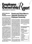 The Employee Ownership Report