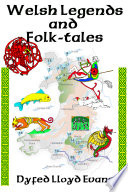 Welsh Legends and Folk tales Book