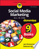 Social Media Marketing All in One For Dummies Book