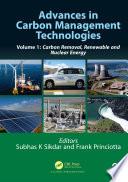 Advances in Carbon Management Technologies Book