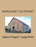 Salem Chapel Pdf/ePub eBook