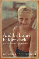 And Be Home Before Dark Book PDF