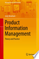 Product Information Management Book
