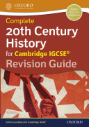 Complete 20th Century History for Cambridge IGCSE® Revision Guide