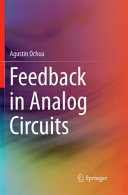 Feedback In Analog Circuits Book PDF