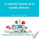 La extra  a historia de la familia alfabeto  Book