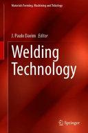 Welding Technology Book
