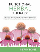 Functional Herbal Therapy
