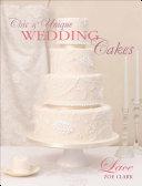 Chic   Unique Wedding Cakes   Lace