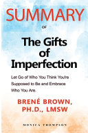 Summary of The Gifts of Imperfections