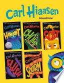 Carl Hiaasen 5 Book Collection