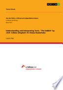 Understanding and Interpreting Texts   The Hobbit  by J R R  Tolkien  Englisch 10  Klasse Realschule  Book