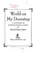 World On My Doorstep