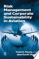 Risk Management and Corporate Sustainability in Aviation Book