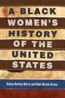 A Black Women's History of the United States Pdf/ePub eBook