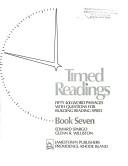Timed readings