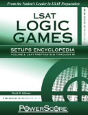 LSAT Logic Games Setups Encyclopedia