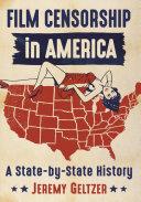 Pdf Film Censorship in America Telecharger