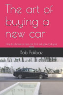 The Art of Buying a New Car