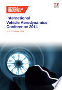 The International Vehicle Aerodynamics Conference Book