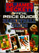 The Official 1994 Price Guide to Basketball Cards