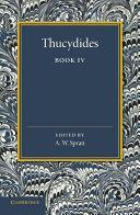 Thucydides Book IV