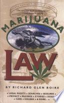 Marijuana Law Book PDF