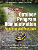 Outdoor Program Administration [Pdf/ePub] eBook