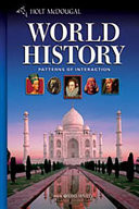 World History, Grades 9-12 Patterns of Interaction-new Jersey