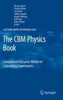 The CBM Physics Book