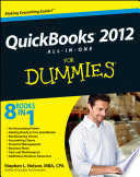 Quickbooks 2012 All In One For Dummies