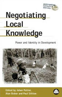 Negotiating Local Knowledge