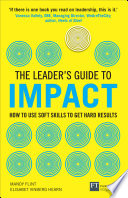 The Leader's Guide to Impact