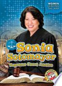 Sonia Sotomayor  Supreme Court Justice