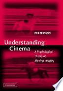 Understanding Cinema Book