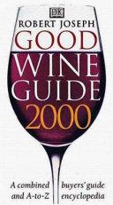 Good Wine Guide 2000 Book