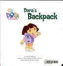 Dora s Backpack