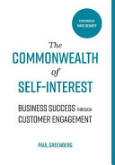The Commonwealth of Self Interest Book