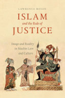 Pdf Islam and the Rule of Justice