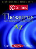 Collins Thesaurus