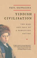 Yiddish Civilisation Book