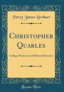 Download Christopher Quarles Epub