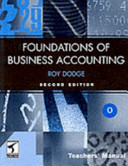 Foundations of Business and Accounting