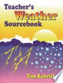 Teacher s Weather Sourcebook