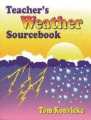 Teacher's Weather Sourcebook Book