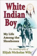 White Indian Boy