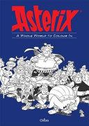 The Asterix Colouring Book